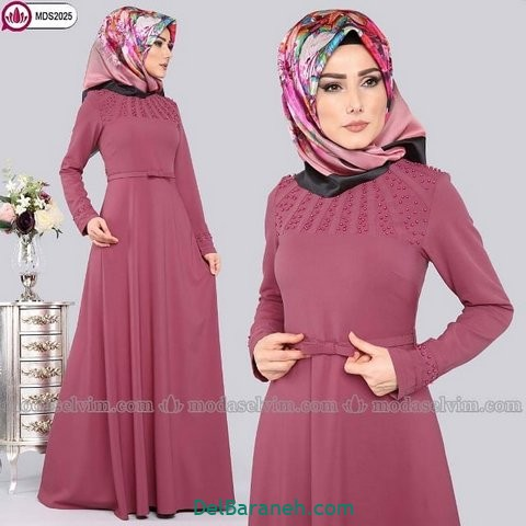 لباس مجلسی بلند (۷)