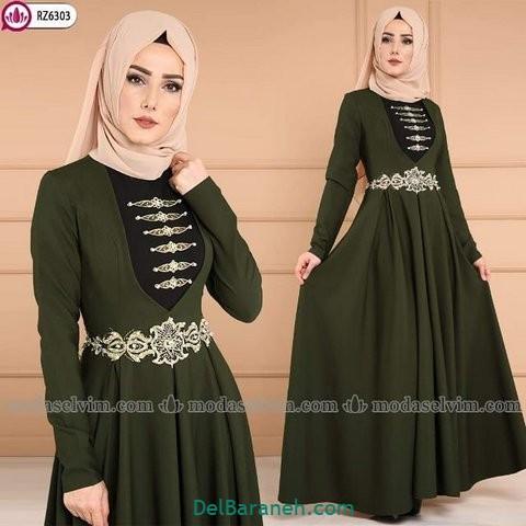 لباس مجلسی بلند (۸)