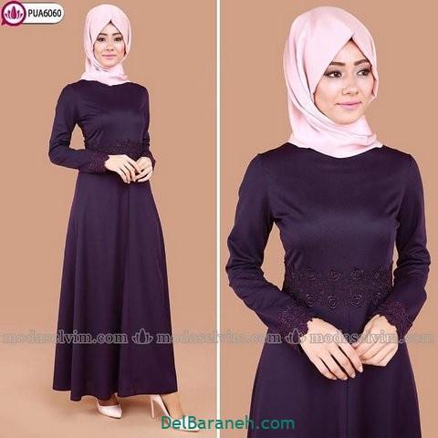 لباس مجلسی بلند (۹)