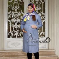 مدل مانتو بارداری | ۳۳ عکس مانتو بارداری شیک و ایرانی + مانتو بارداری بازیگران