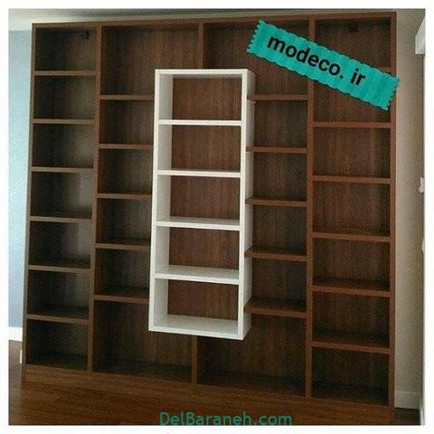 مدل کتابخانه (۱۰)