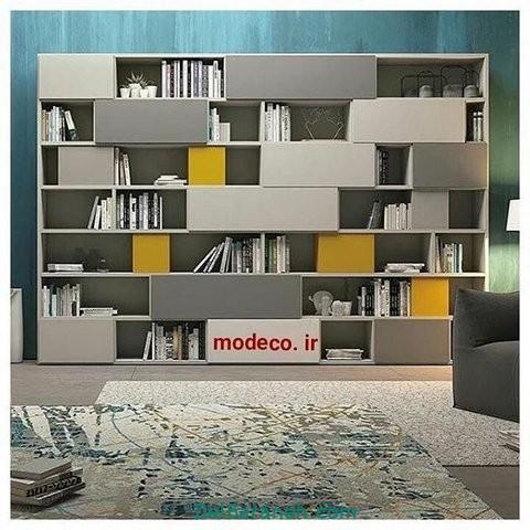 مدل کتابخانه (۱۲)