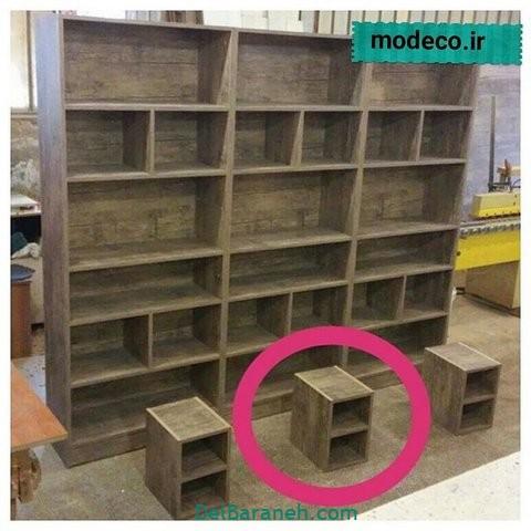 مدل کتابخانه (۱۸)