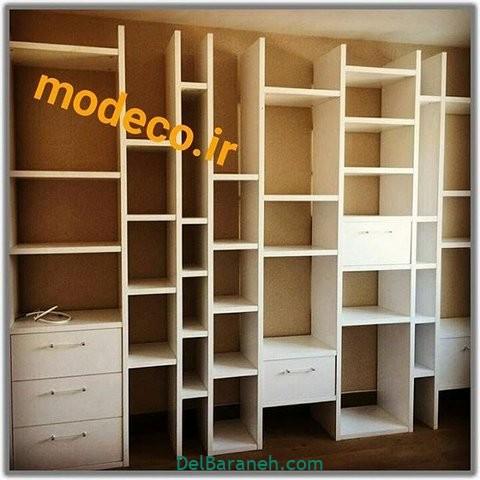 مدل کتابخانه (۳۳)