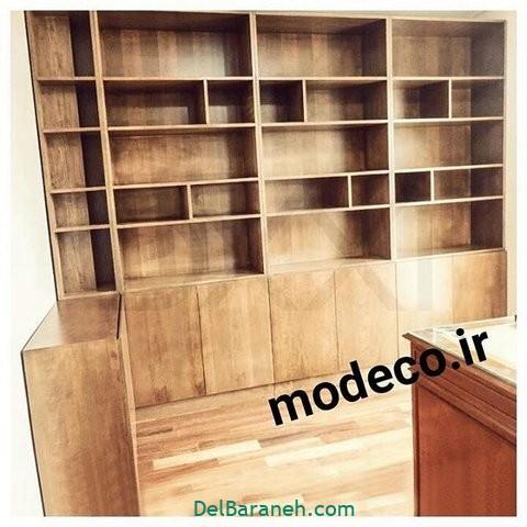 مدل کتابخانه (۳۴)
