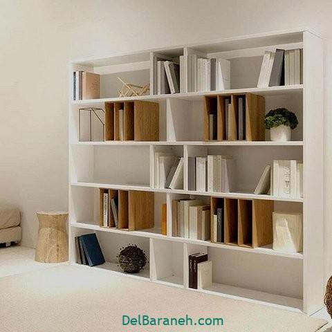 مدل کتابخانه (۴۰)