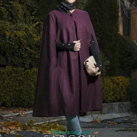 پانچو آستین شنلی (۱)