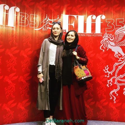 بیوگرافی فرشته حسینی بازیگر افغانی سینما + عکس های فرشته حسینی (۱۰)