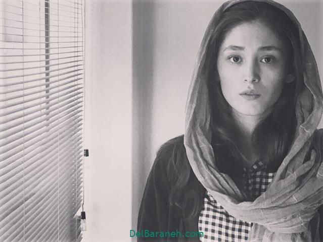 بیوگرافی فرشته حسینی بازیگر افغانی سینما + عکس های فرشته حسینی (۱۲)