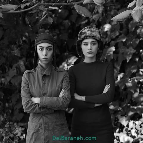 بیوگرافی فرشته حسینی بازیگر افغانی سینما + عکس های فرشته حسینی (۱۳)