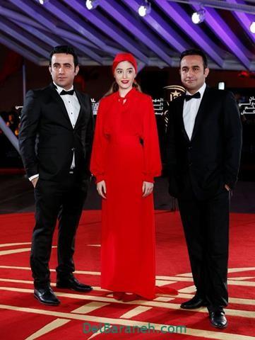 بیوگرافی فرشته حسینی بازیگر افغانی سینما + عکس های فرشته حسینی (۲)