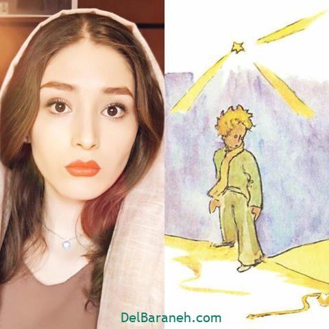 بیوگرافی فرشته حسینی بازیگر افغانی سینما + عکس های فرشته حسینی (۴)