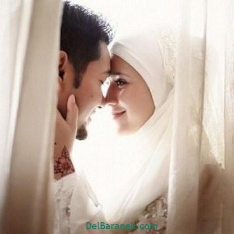 عکس عاشقانه همسر (۱۸)