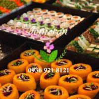 غذای تولد | ۵۰ نوع فینگر فود تولد و غذای مناسب جشن تولد و مهمانی