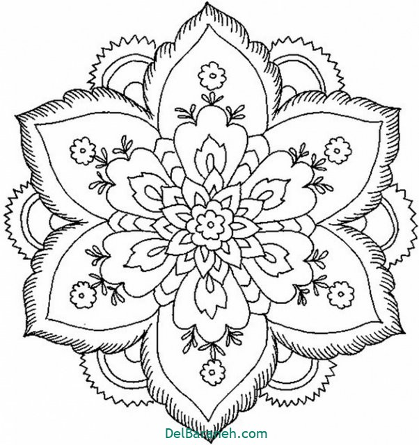 Fun Coloring Pages For Adults 4 fun coloring pages for adults dami8