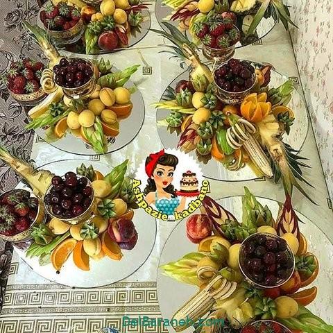 میز شام تولد (۱۷)