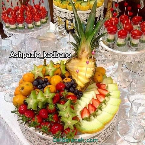 میز شام تولد (۲۱)