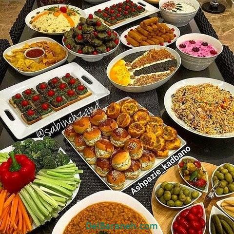 میز شام تولد (۲۴)