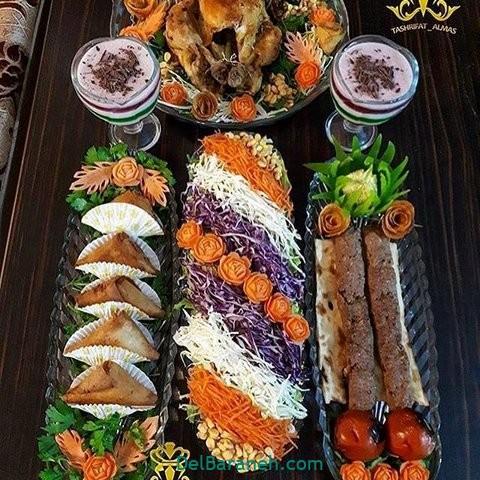 میز شام تولد (۲۶)