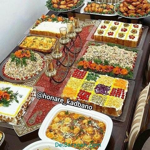 میز شام تولد (۲۹)