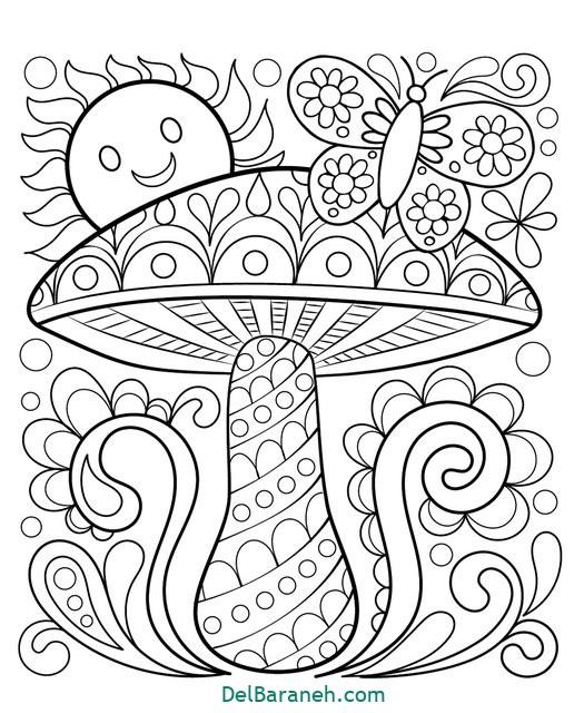 نقاشی ماندالا (۱۱)