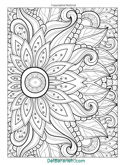 نقاشی ماندالا (۱۵)