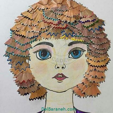 کاردستی و نقاشی روز دختر (۲۴)