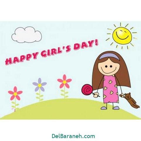 کاردستی و نقاشی روز دختر (۳۴)