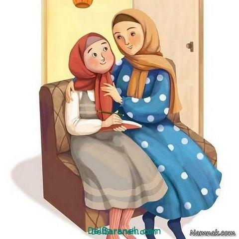 کاردستی و نقاشی روز دختر (۳۸)