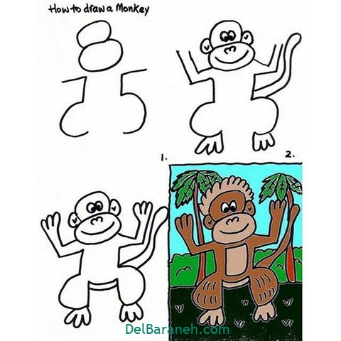 آموزش نقاشی کودکان (۱۳)
