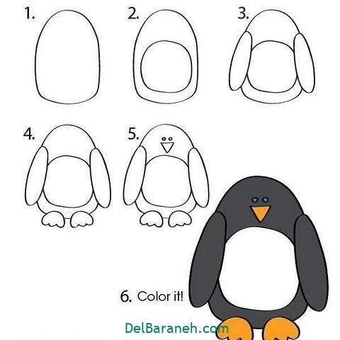 آموزش نقاشی کودکان (۱۸)
