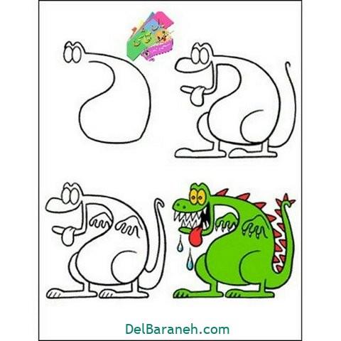 آموزش نقاشی کودکان (۱۹)