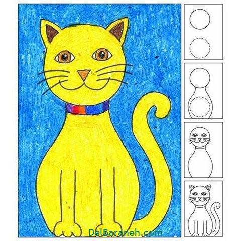 آموزش نقاشی کودکان (۲)