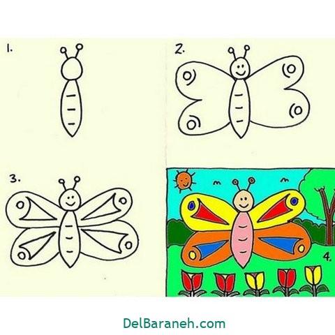آموزش نقاشی کودکان (۲۳)