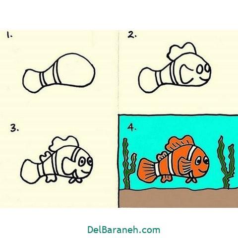 آموزش نقاشی کودکان (۲۵)