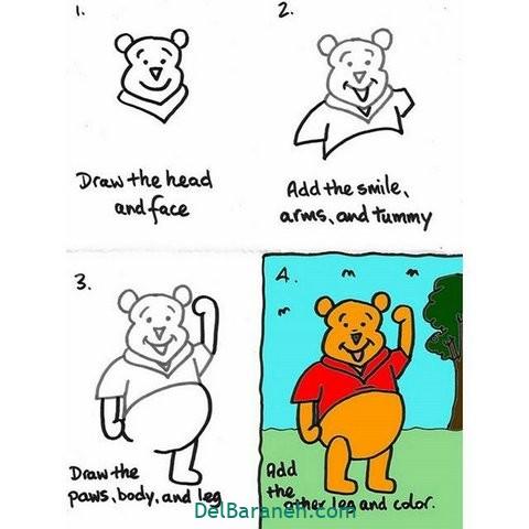 آموزش نقاشی کودکان (۲۷)
