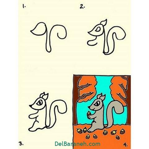آموزش نقاشی کودکان (۲۹)