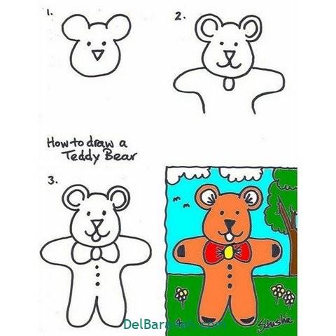 آموزش نقاشی کودکان (۳۲)