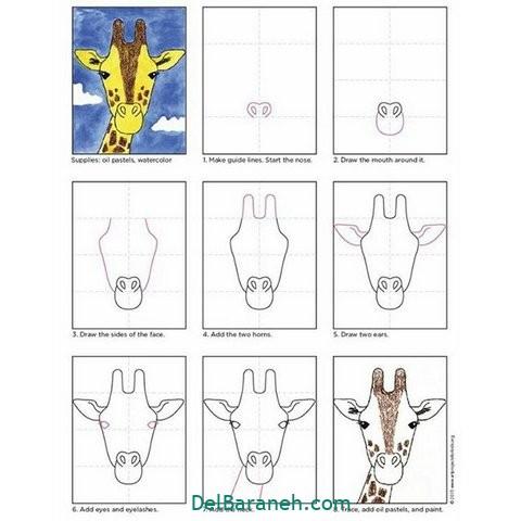 آموزش نقاشی کودکان (۴)