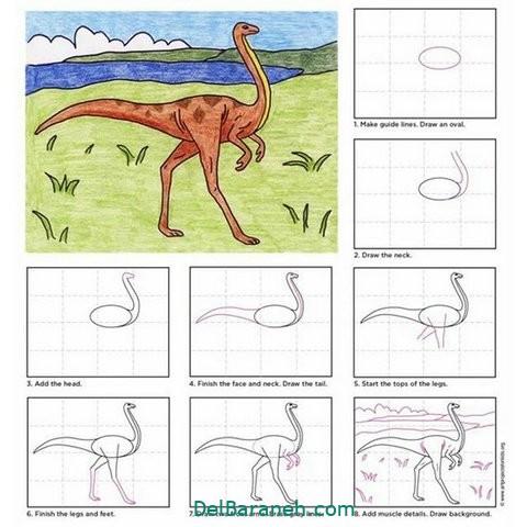 آموزش نقاشی کودکان (۷)