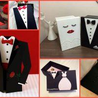 کادو عروس داماد | ۵۰ تزیین خرید عروس داماد و هدایای عقد ، پاگشا و پاتختی