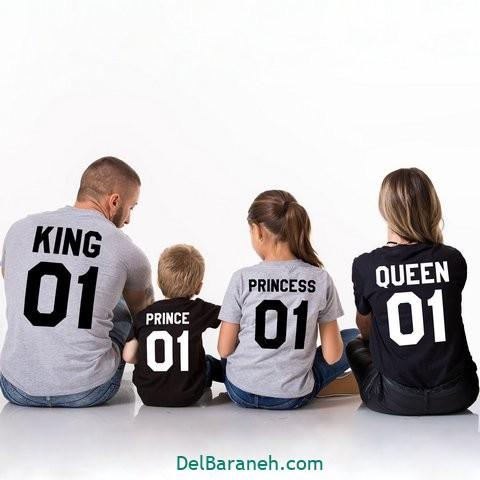 ست لباس خانوادگی (۳۵)