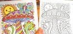 طرح ماندالا | ۳۳ ماندالا ساده و سخت برای رنگ آمیزی و آرامش ذهن
