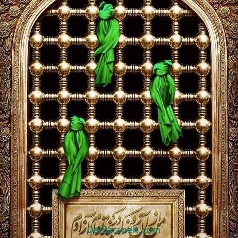عکس تولد امام رضا علیه السلام (۴)