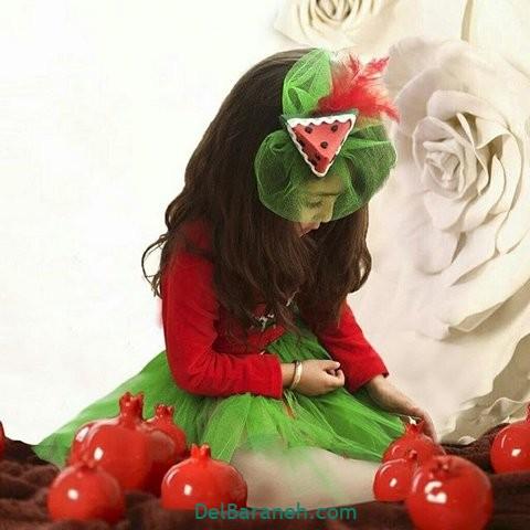 لباس دختر بچه برای شب یلدا(۱۸)