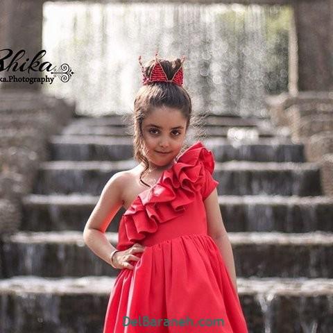 لباس دختر بچه (۲)