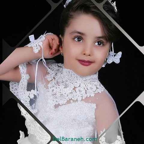 لباس مجلسی دختر بچه (۱)