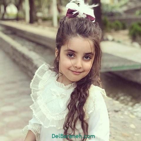 لباس مجلسی دختر بچه (۱۳)