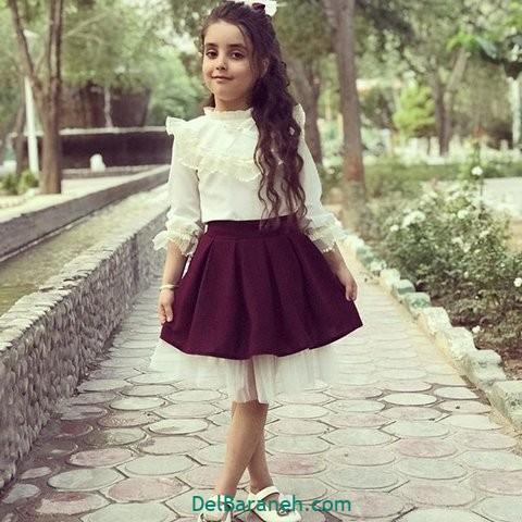 لباس مجلسی دختر بچه (۱۴)