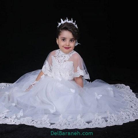 لباس مجلسی دختر بچه (۲)